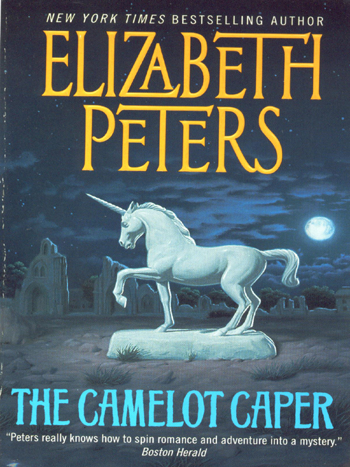 Cover image for The Camelot Caper